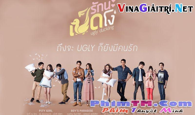 Yêu Nhé Vịt Ngố (Phần 4): Thiên Đường Mỹ Nam - Ugly Duckling Series: (2015)