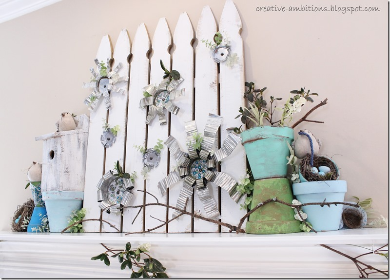 Spring Mantel (c)