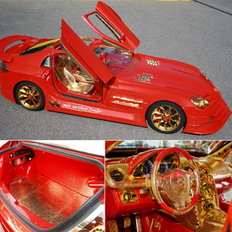 Kereta bernilai RM35 juta