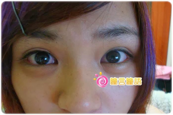 日本EOS隱形眼鏡-Barbie Doll芭比娃娃咖3