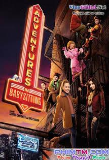 Bảo Mẫu Phiêu Lưu Ký - Adventures In Babysitting Tập HD 1080p Full