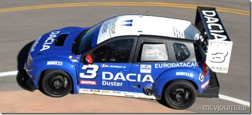 Dacia Duster No Limit 15