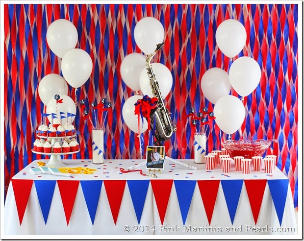 Graduation Decorations Party Table final-