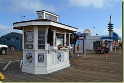SM Route 66 Pier Kiosk