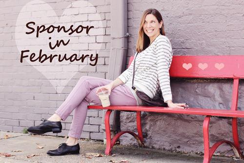 February Blog Sponsor