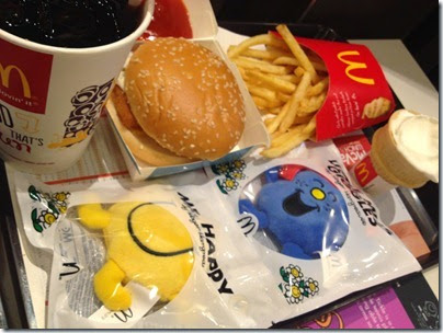 McDonald's X Mr. Men X Little Miss