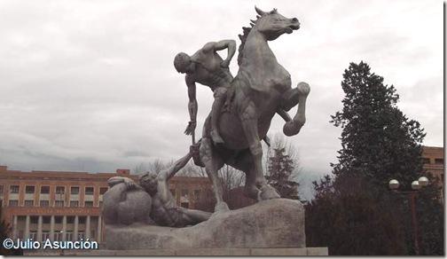Los portadores de la antorcha - Madrid