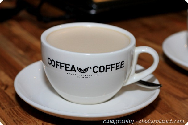 Coffea Coffee Peanut Latte