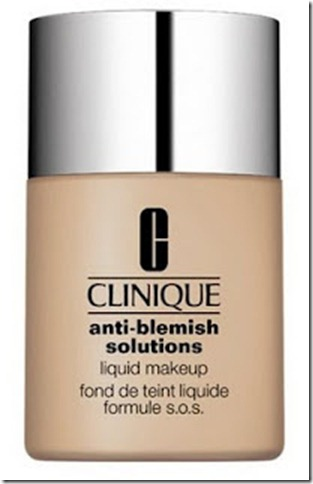 Clinique anti blemish foundation