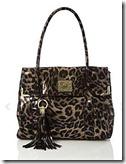 Biba Leopard Print Bag