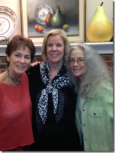 Sandy, Cindy & Donna