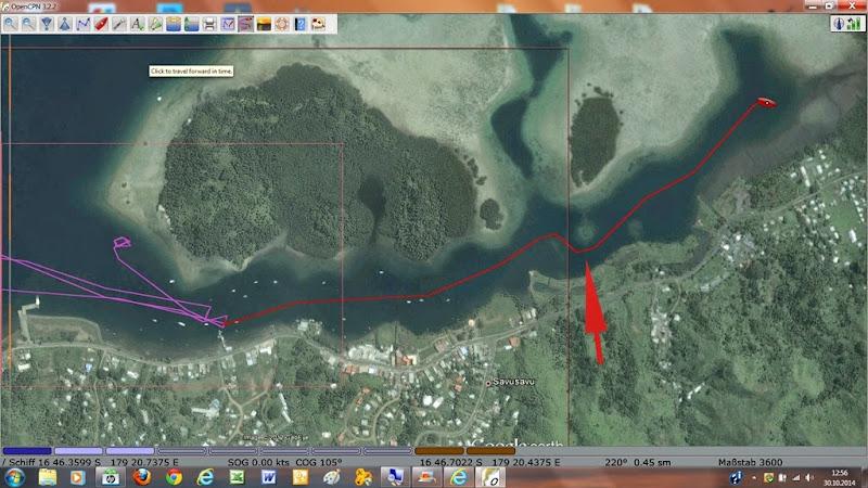 Savusavu Marina