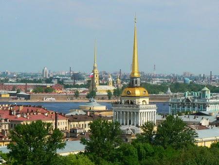 Obiective turistice Rusia: Amiralitatea