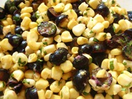 blueberry corn salsa 2
