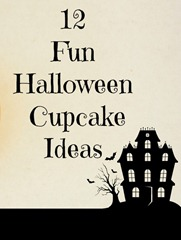 12 Fun Halloween Cupcake Ideas