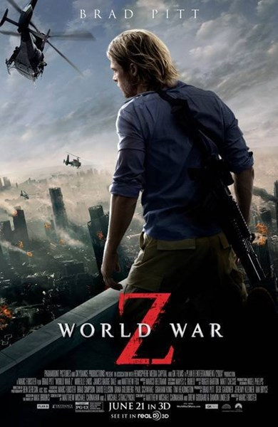 D�nya Sava�� Z | World War Z | 2013 | 1080p | BluRay | x264 | DUAL