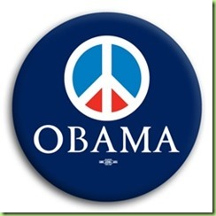 Obama-peace-symbol-button
