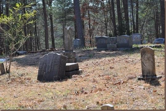 03-23-14 Tinker Gass Georgia Cemeteries 05