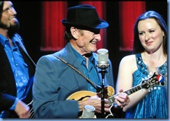 9750 Nashville, Tennessee - Grand Ole Opry radio show - Jesse McReynolds and his Virginia Boys Band