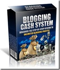 blogging cash system