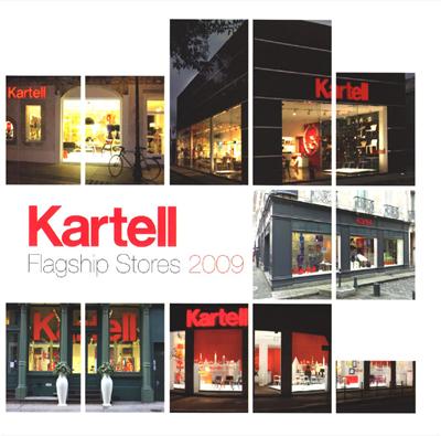 Kartell Flagship Stores 2009