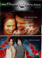 DVD duplo: Um amor para recordar + Meu novo amor