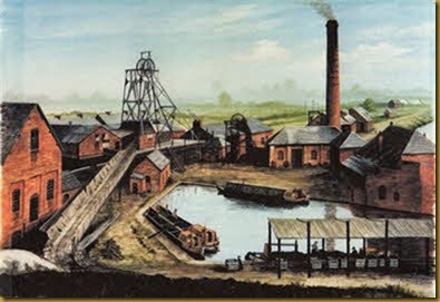 Alvecote Colliery Basin
