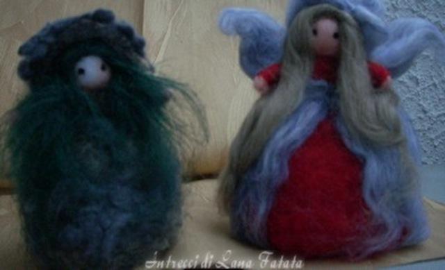 Queen Fairy e Funghetto2