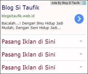 Widget Iklan Teks Seperti Iklan Text Google Adsense -blogsitaufik.blogspot.com