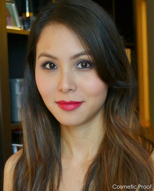Vasanti Casa Mila Fall Makeup Look (2)