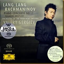 Rachmaninov Concierto piano 2 Lang Lang Gergiev