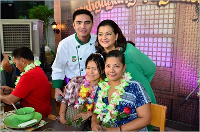 Airport with Chef Marvin Agustin & Knorr