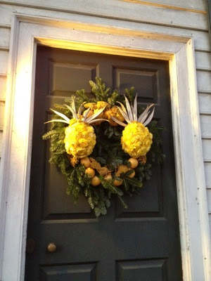 Williamsburg  house door