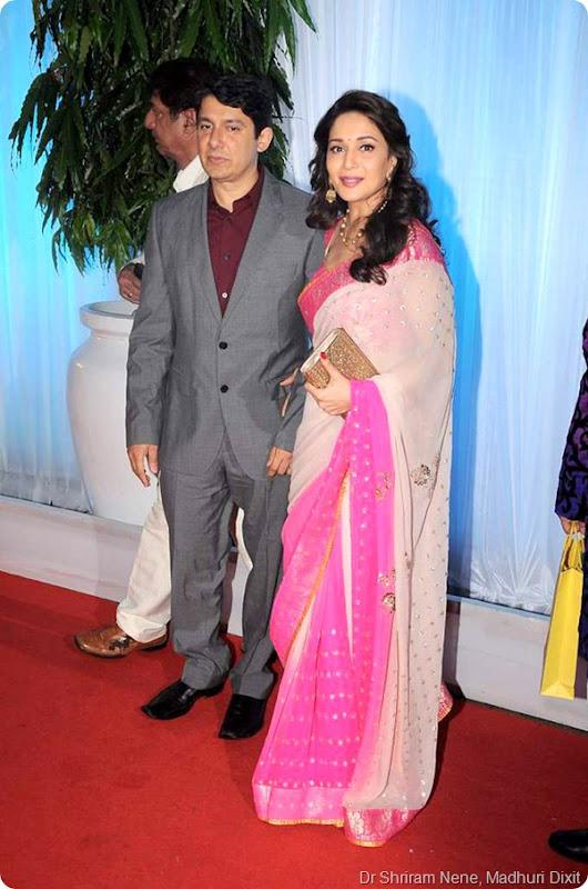 Dr Shriram Nene, Madhuri Dixit