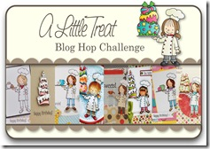 A Little Treat Blog Hop Challenge