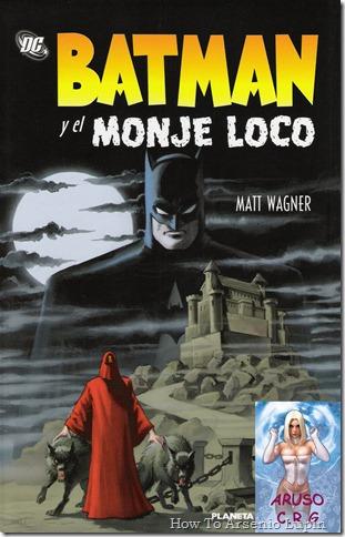 2012-05-29 - Batman y El Monje Loco