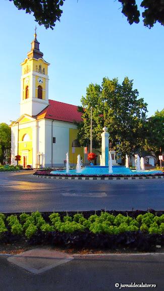 Biserica Catolica Sfantul Stefan din Kistelek