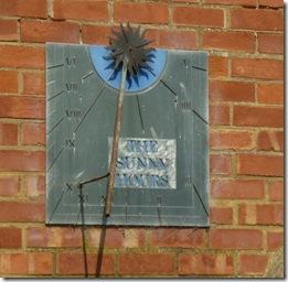 foxton sundial 1