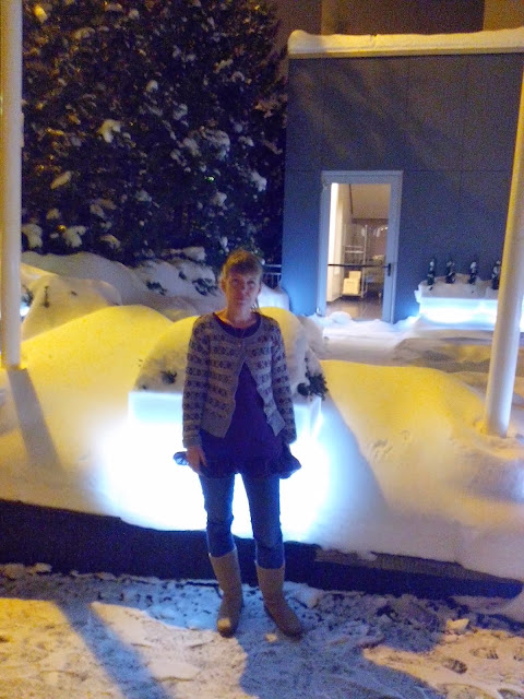 snö, oslo