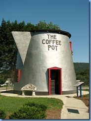 3293 Pennsylvania - Bedford, PA - Lincoln Highway (Pitt St.) - (1927) The Coffee Pot