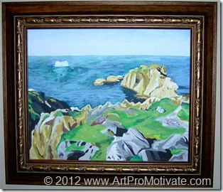 framed-painting-ocean