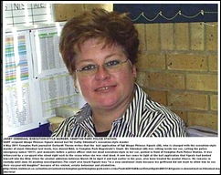 Odendaal Jeanette EXECUTED BY COP WHILE SHE PHONED 10111