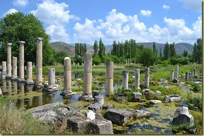 Aphrodisias South Agora