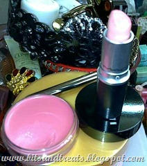 bobbi brown pale pink and mac playing koi