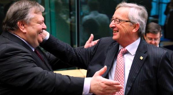 Venizelos Juncker
