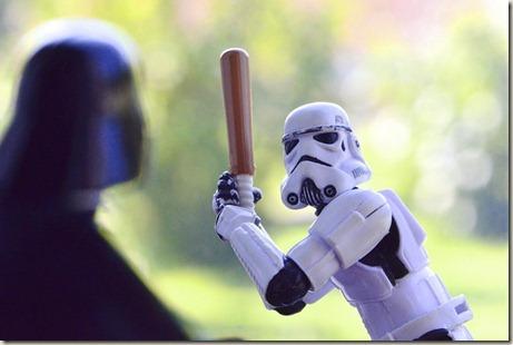 Stormtrooper Baseball
