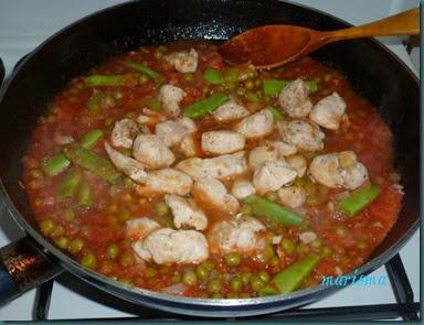 arroz con pechuga de pavo a la cúrcuma1 copia