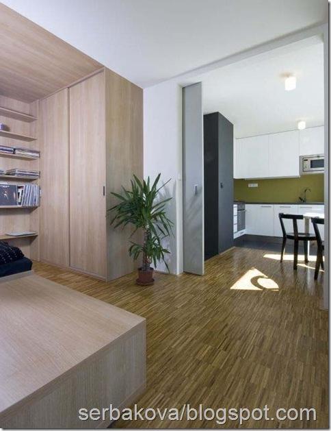 дизайн проект однокомнатной квартиры 12