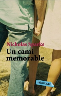 Un camí memorable, de Nicholas Sparks
