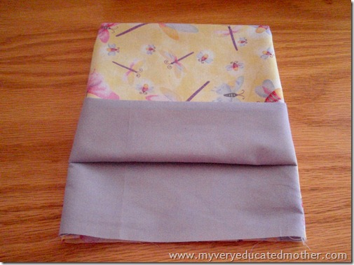 @mvemother Fold Top Snack Bag 7